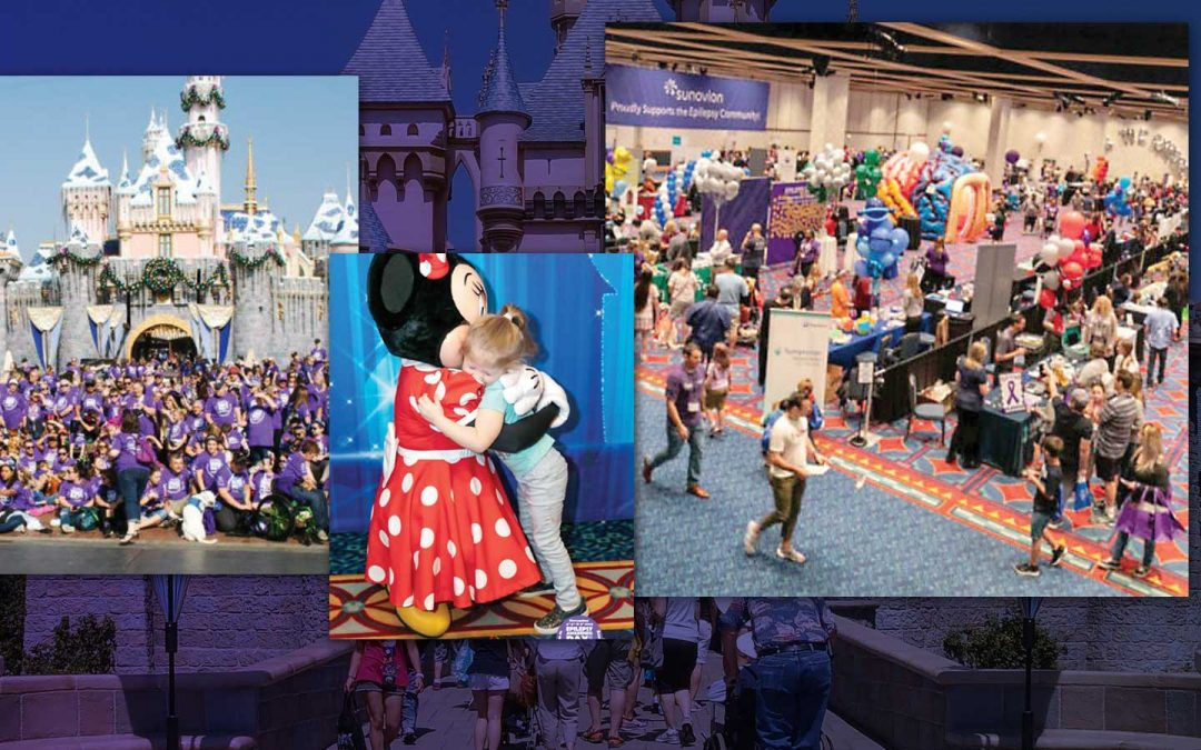 Disneyland expo offers families with epilepsy support, answers, and hope